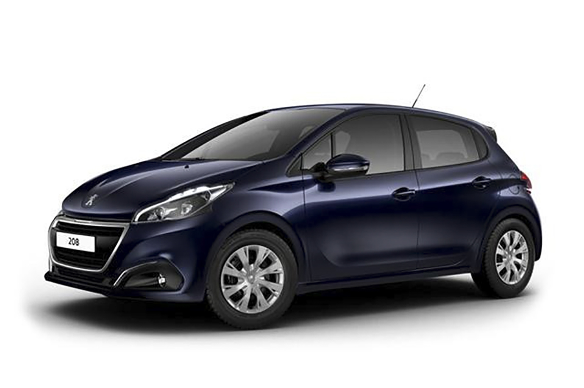 een peugeot 208 incl e scooter leasen extra voordelig lease2drive. Black Bedroom Furniture Sets. Home Design Ideas